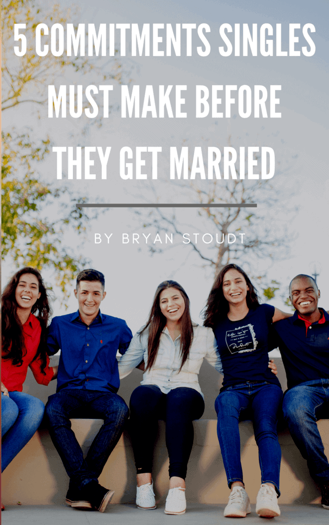 singles commitments before marriage